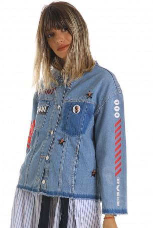 ג'קט ג'ינס מעוצב ORIGINAL