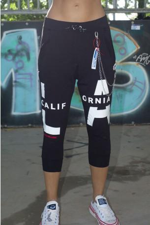 מכנסי ברך שחורים  LA