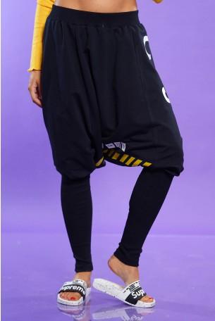 מכנסי שקי שחורים ORIGINAL