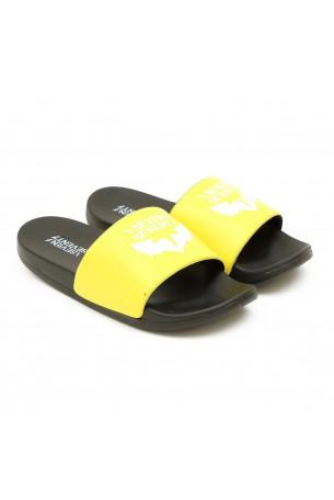 כפכף גומי צהוב 770