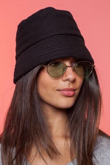 כובע שחור TEMBEL