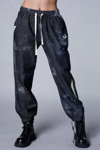 מכנסי ג'ינס דק טאי דאי בגוונים אפורים ATTITUDE