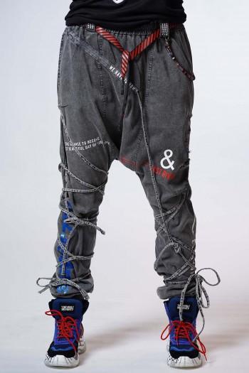 מכנסי ג'ינס קשירות EVERYONE