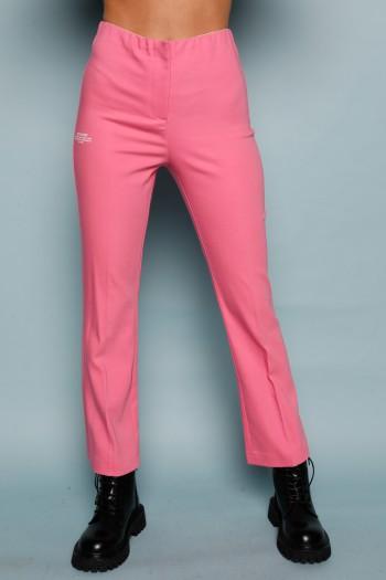 מכנסים ורודים מחויטים בגזרת פדלפון LIMITED
